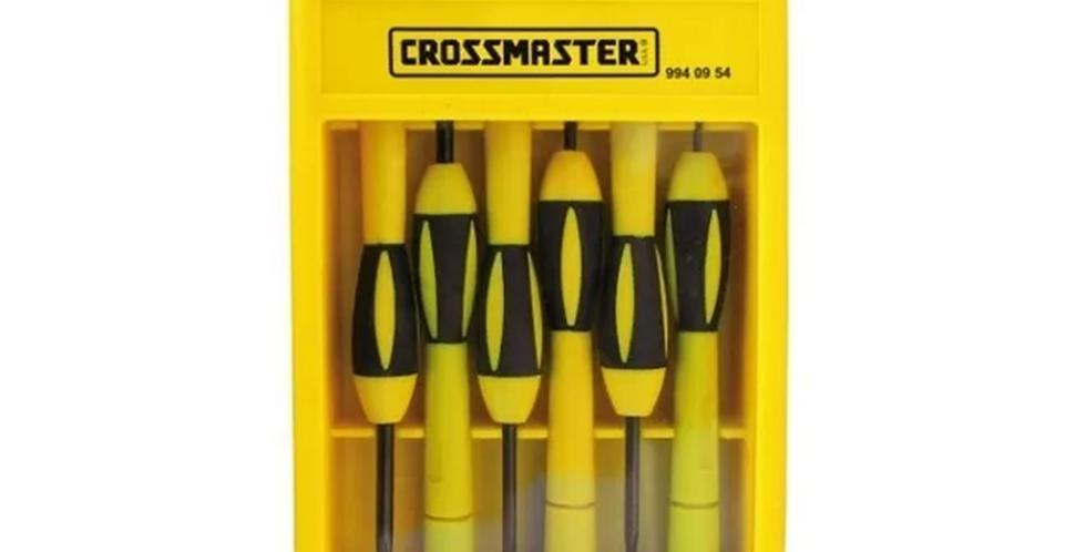 Kit destornilladores CrossMaster