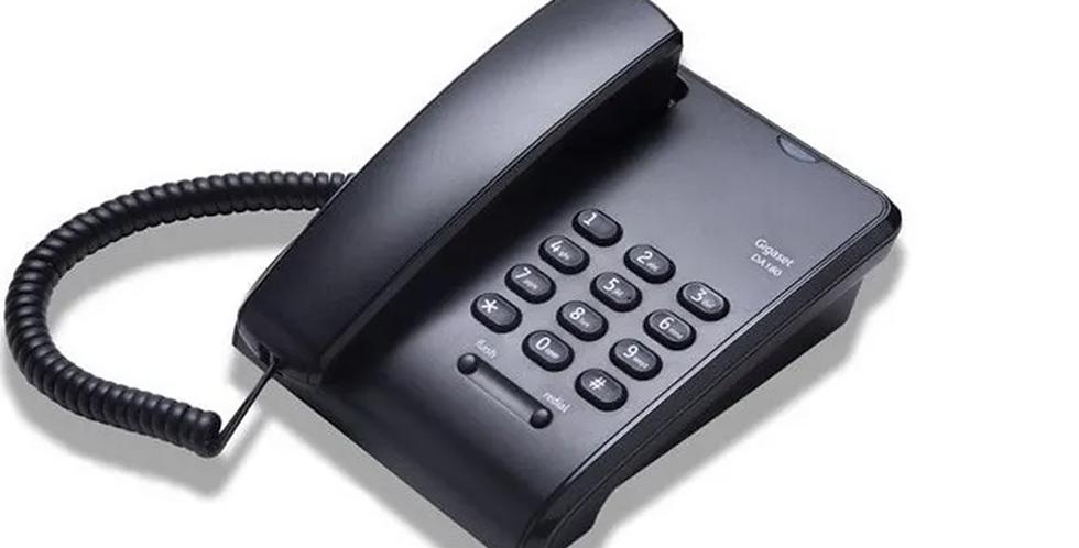 Telefono fijo Gigaset DA180