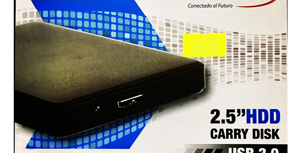 """Carry Disk 2.5"""" HDD USB 3.0"""