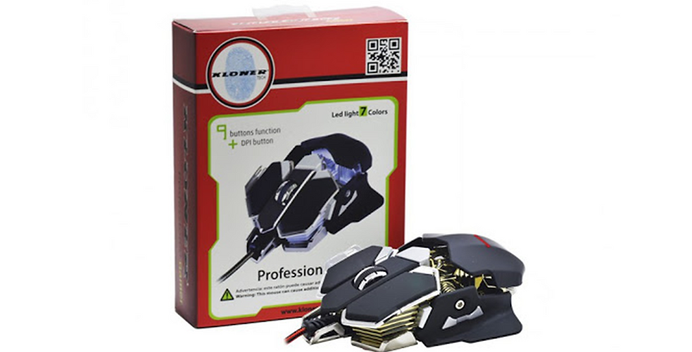 Mouse Gamer Int.Co