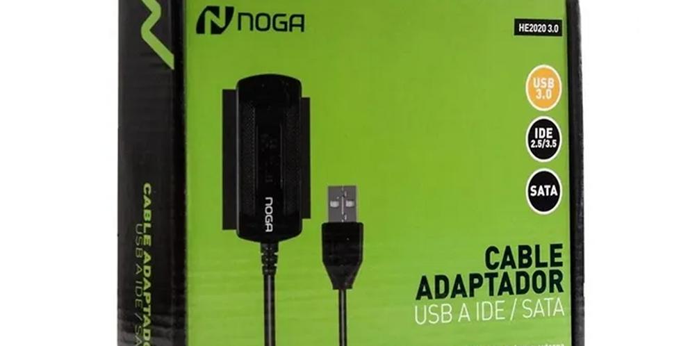 Adaptador SATA / IDE a USB 2.0