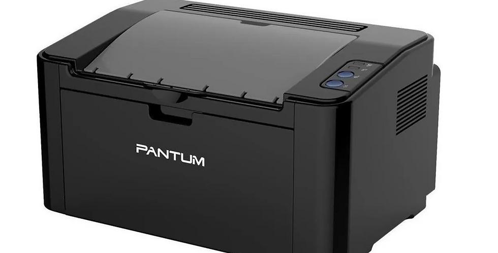 Impresora inalambrica Laser Monocromatica Pantum P2500w