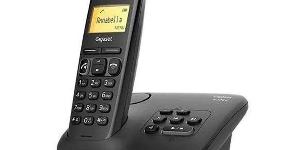 Telefono inalambrico Gigaset A270A