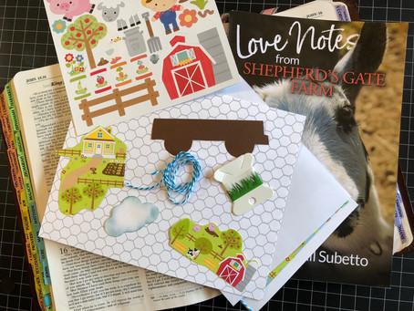 Love Notes From Shepherd's Gate Farm