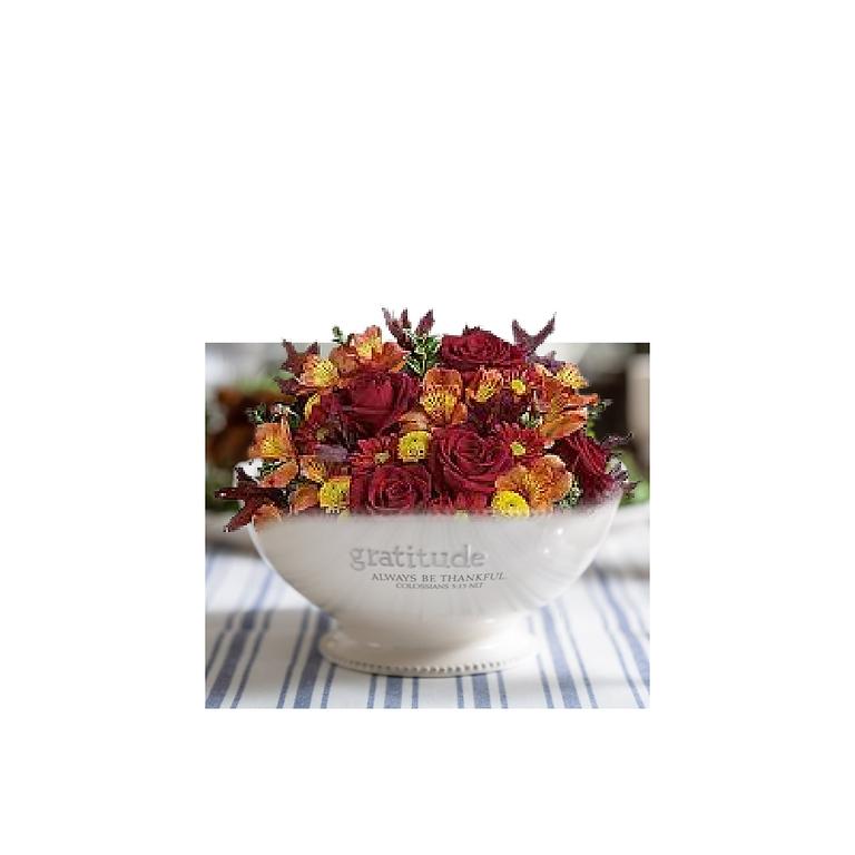 Grace & Gratitude Flower Arrangement