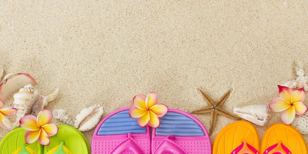 Life is Better In Flip Flops SC Retreat