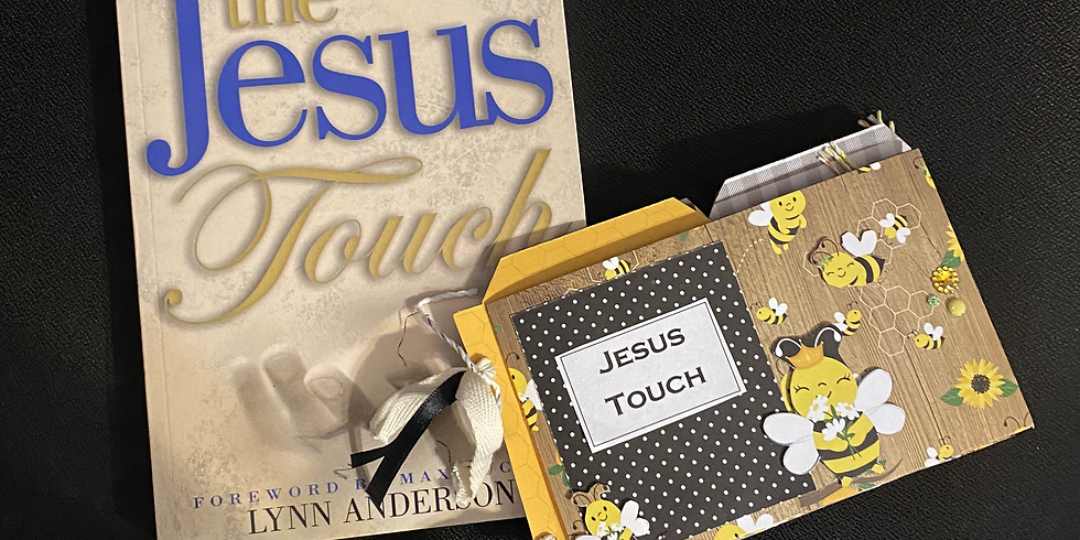 Jesus Touch Book Study