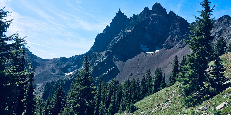 Mountains & Rivers Backpacking Sesshin