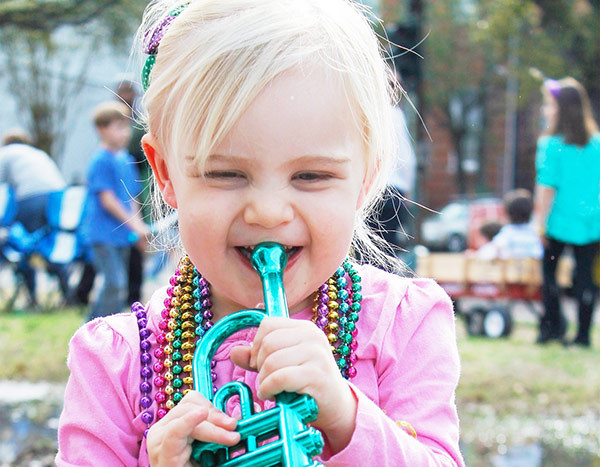 A & G Pediatrics blogs about Mardi Gras and your children's health