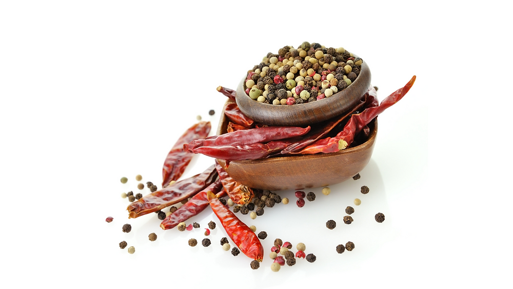 add black pepper to increase curcumin bioavailability
