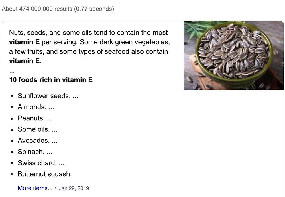 vitamin and minerals for COVID-19