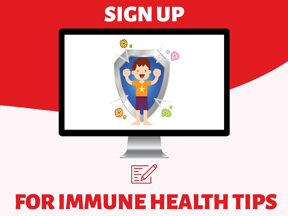 immune health tips to boost your immune system