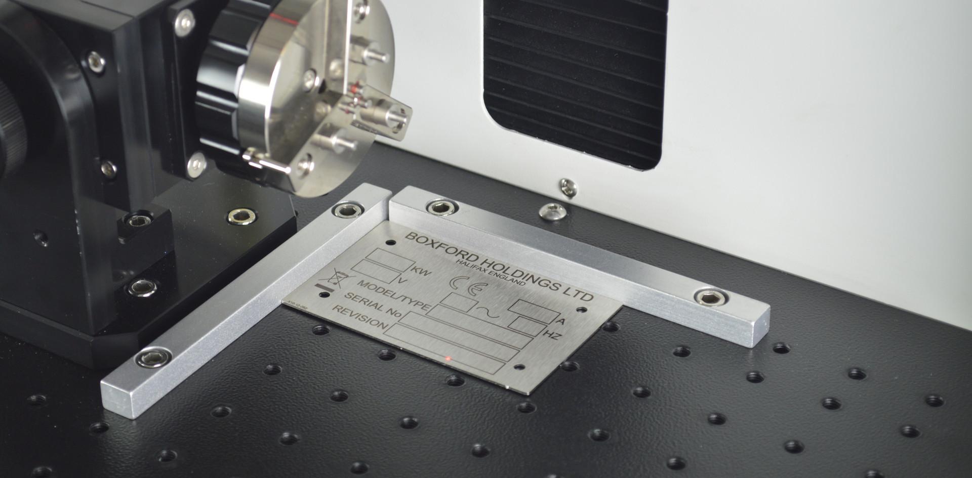 BFM110 Fibre Marking Laser - 5