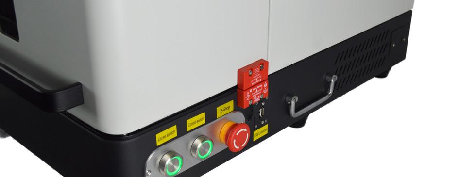 BFM110 Fibre Marking Laser - 6
