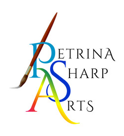 Petrina Sharp Arts - Logo Design