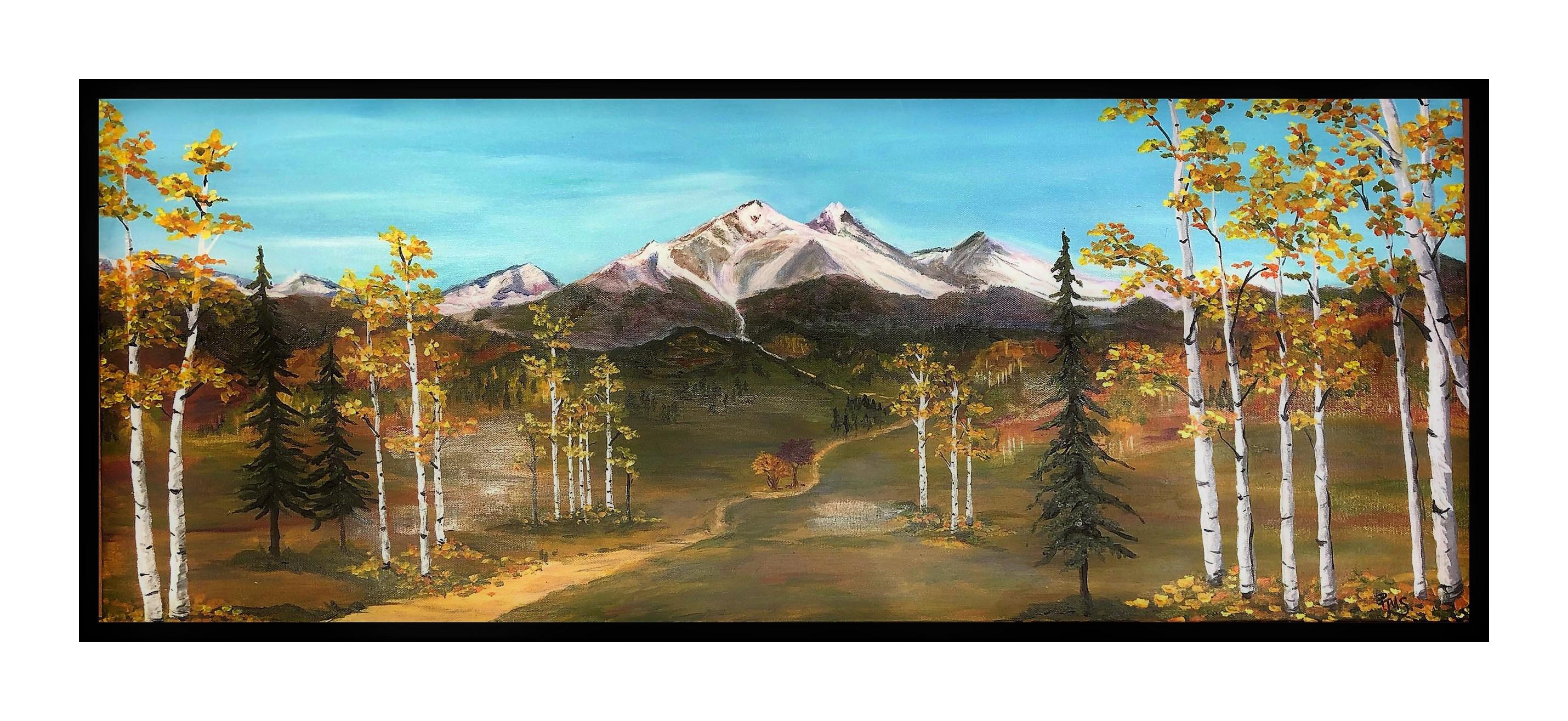 SUE'S MOUNTAINS