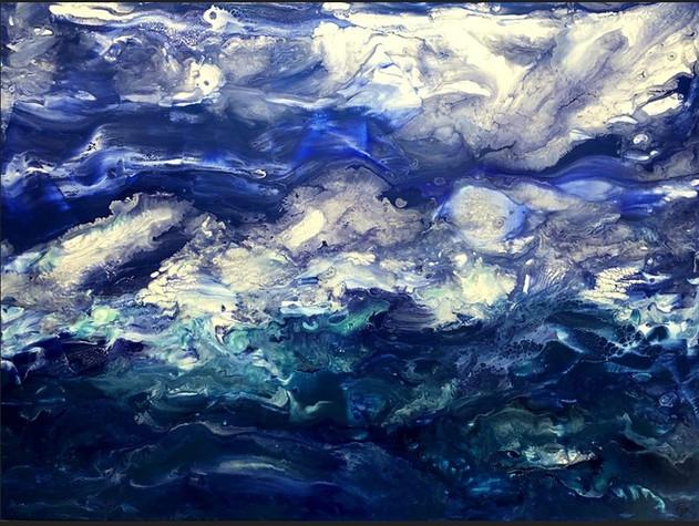 """""""TURBULANT SEA"""""""