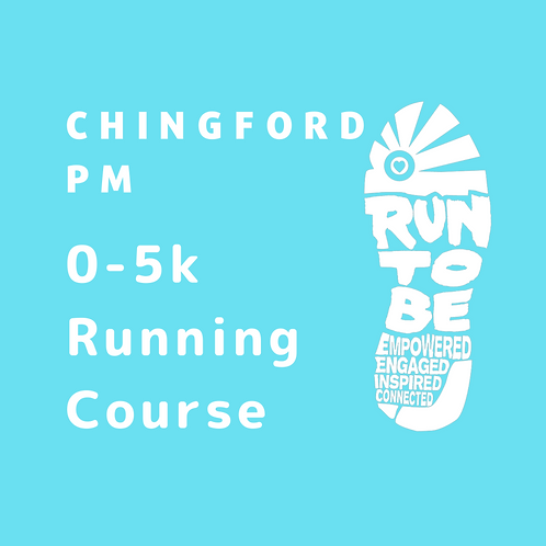 Chingford 0-5K Running Course (PM)