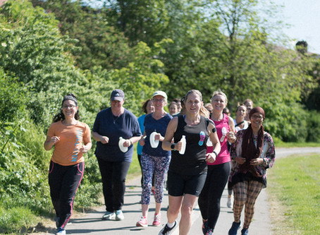 Run To Be and Waltham Forest, the Mayor's London Borough of Culture!
