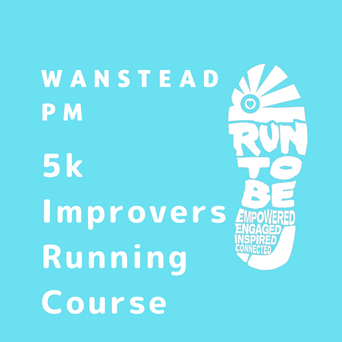 Wanstead 5km Improvers Running Course (PM)