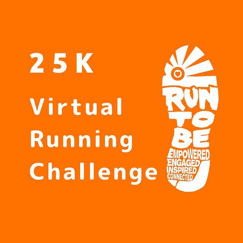 25k Virtual Challenge - October 2020