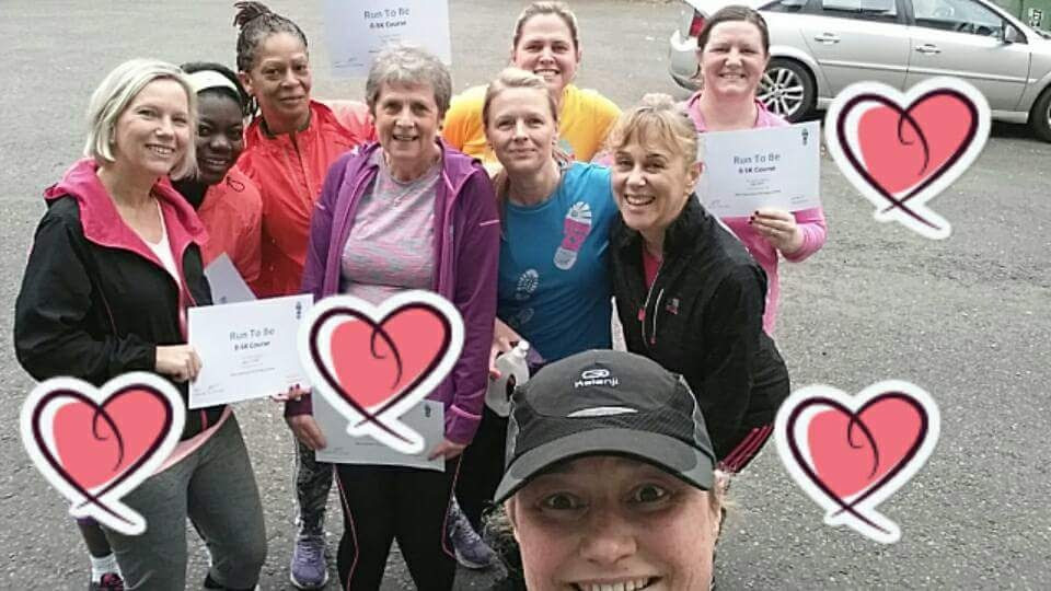 Run To Be Chingford AM 0-5k running course