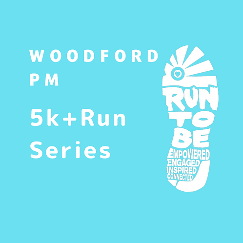 Woodford 5k+ Run Series (PM)