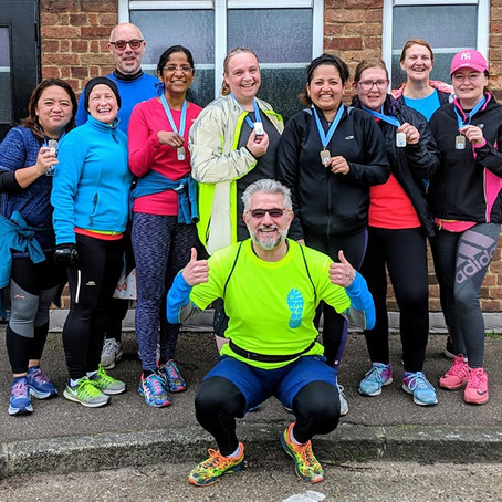NEW 5K+ Run Series Evening Course in Woodford