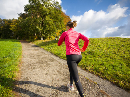 Running Hills you either love them or hate them!