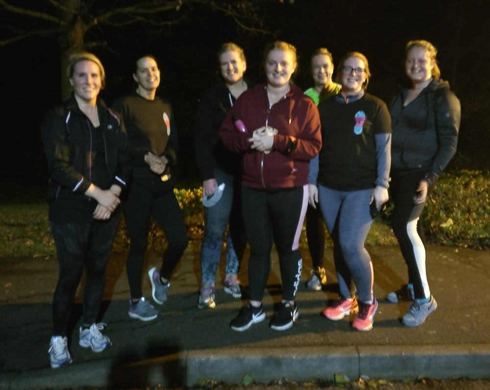 Run To Be Loughton PM 0-5k running course