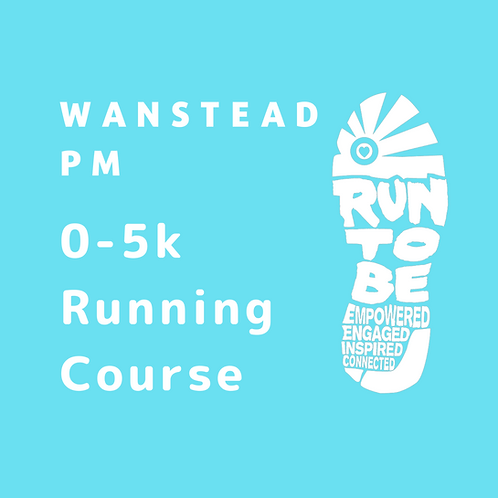 Wanstead 0-5K Running Course (PM)