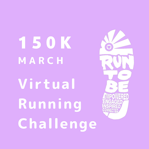 150k Virtual Running Challenge - March 2021