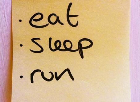 RTB Blog: The running streak - how long and how far?