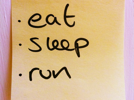 RTB Blog: The running streak - how long and how far?