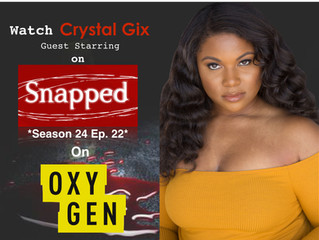Watch Crystal Gix on Snapped!