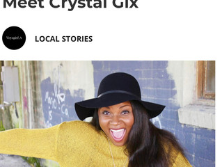 Voyage LA Interview with Crystal Gix