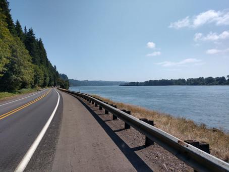 Oregon:The Pacific Coast, Portland, and Mount Hood