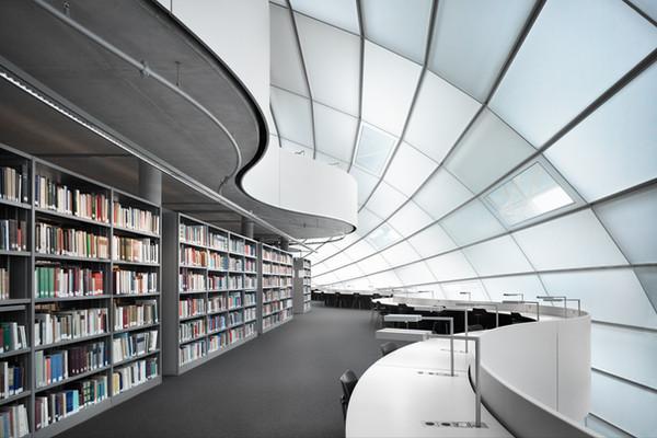 Bibliothek FU Berlin