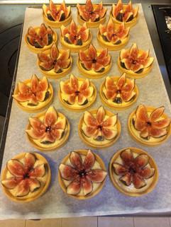 Tartelette aux Figues