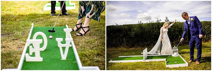 Wedding Mini Golf