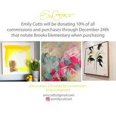 Emily Cutts Art