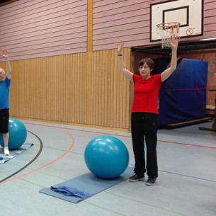 "Gymnastikgruppe 50 plus ""fit & vital älter werden"""