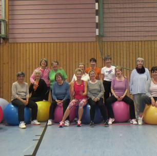 Donnerstagsgruppe - Fitness (Damen):