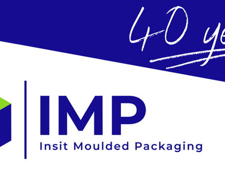 Celebrating 40 years of IMP's history in packaging solutions