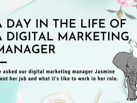 A day in the life of a digital marketing manager
