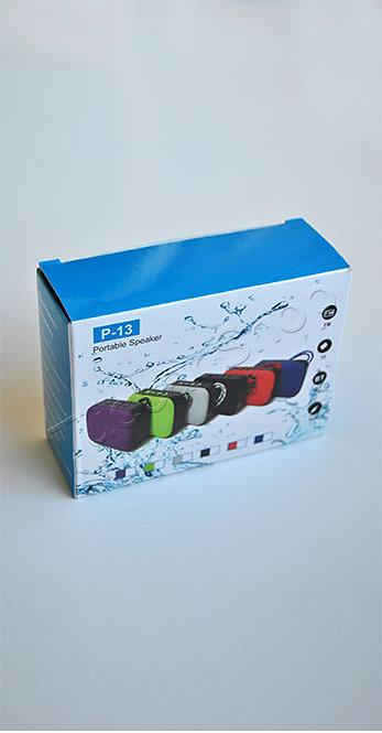 Taşınabilir FM/Radyo Bluetooth Mini 3D Hoparlör