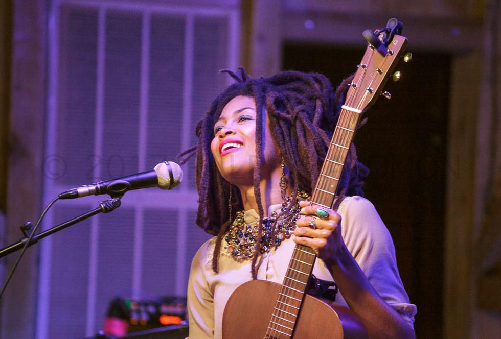 The Soulful Valerie June