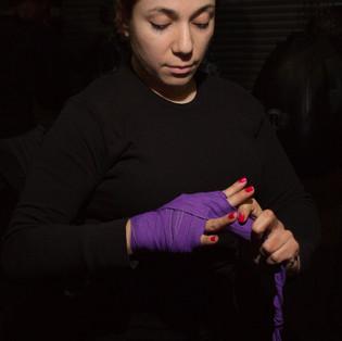 Putting on Wraps