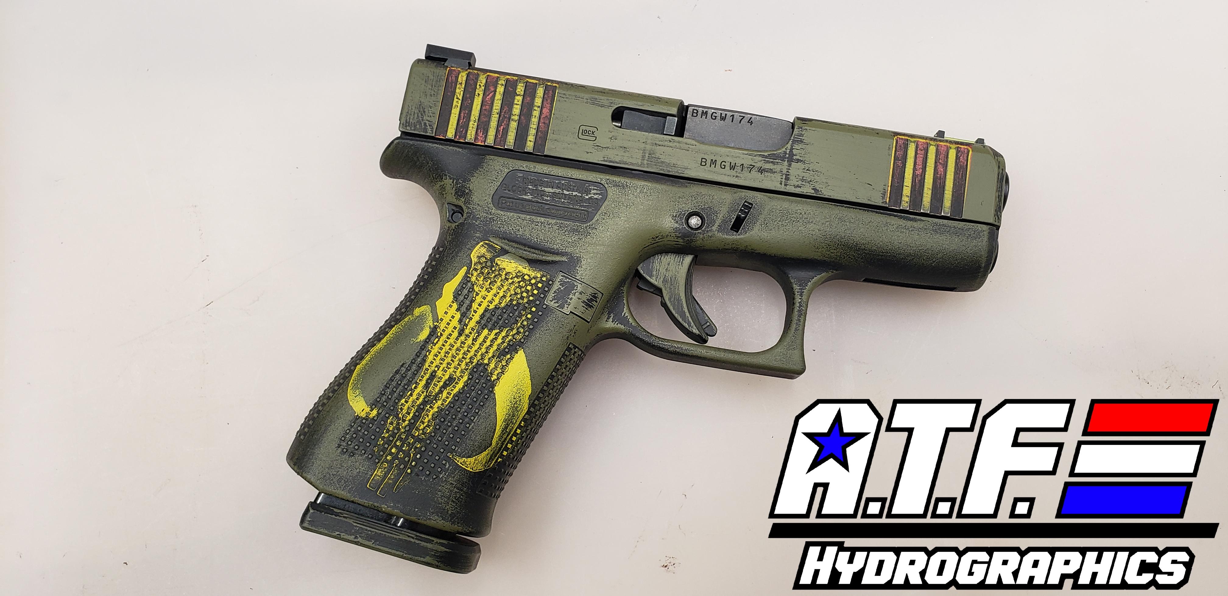 Mandalorian Glock 43x