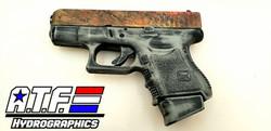 Rust/Battle worn Glock 27